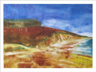 Covehithe, monotype